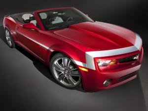 2011 Chevrolet Camaro Red Zone Concept